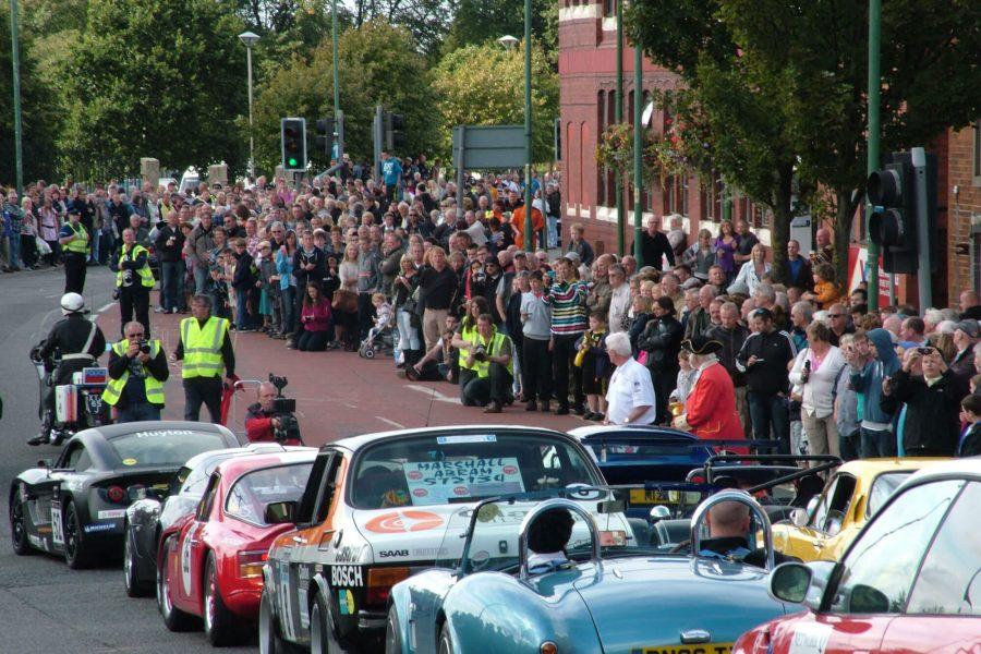 Record crowds flock to enjoy Ormskirk MotorFest