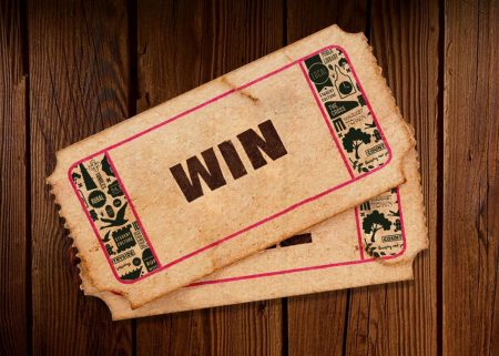 Win £100 towards…