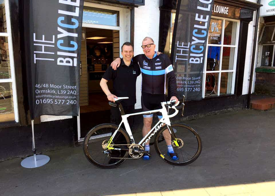 Harry Hall Cycles >> The Bicycle Lounge • Discover Ormskirk