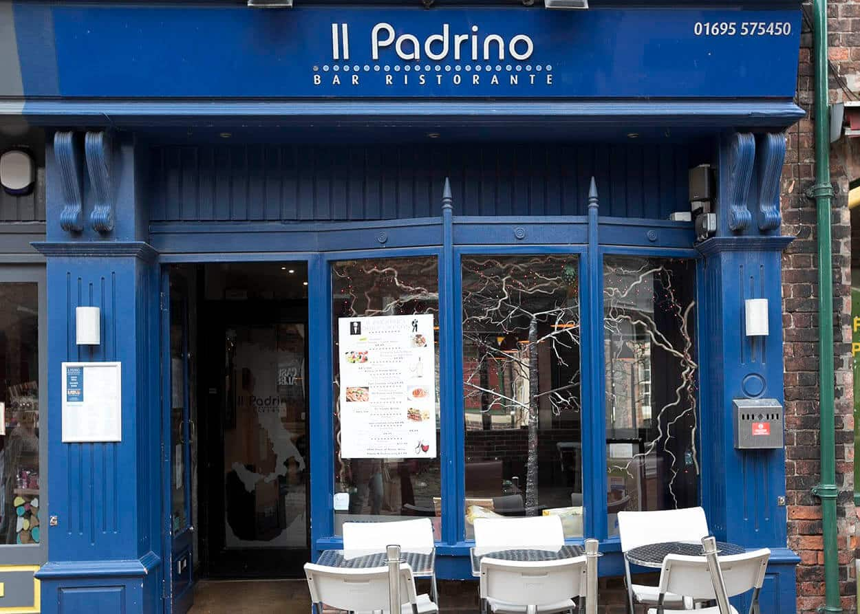 Il Padrino Italian