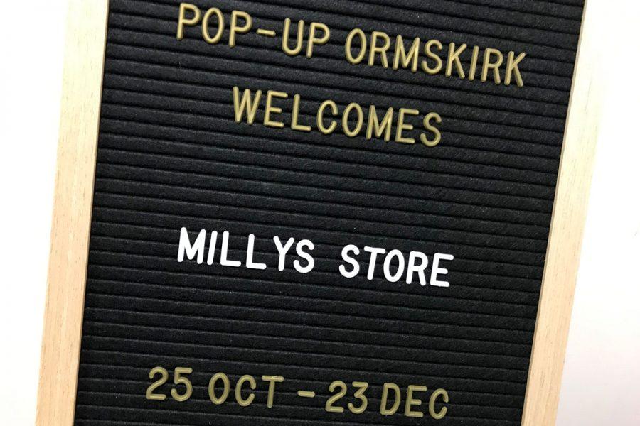 Pop Up Ormskirk