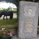 The War Horse Memorial in West Lancashire