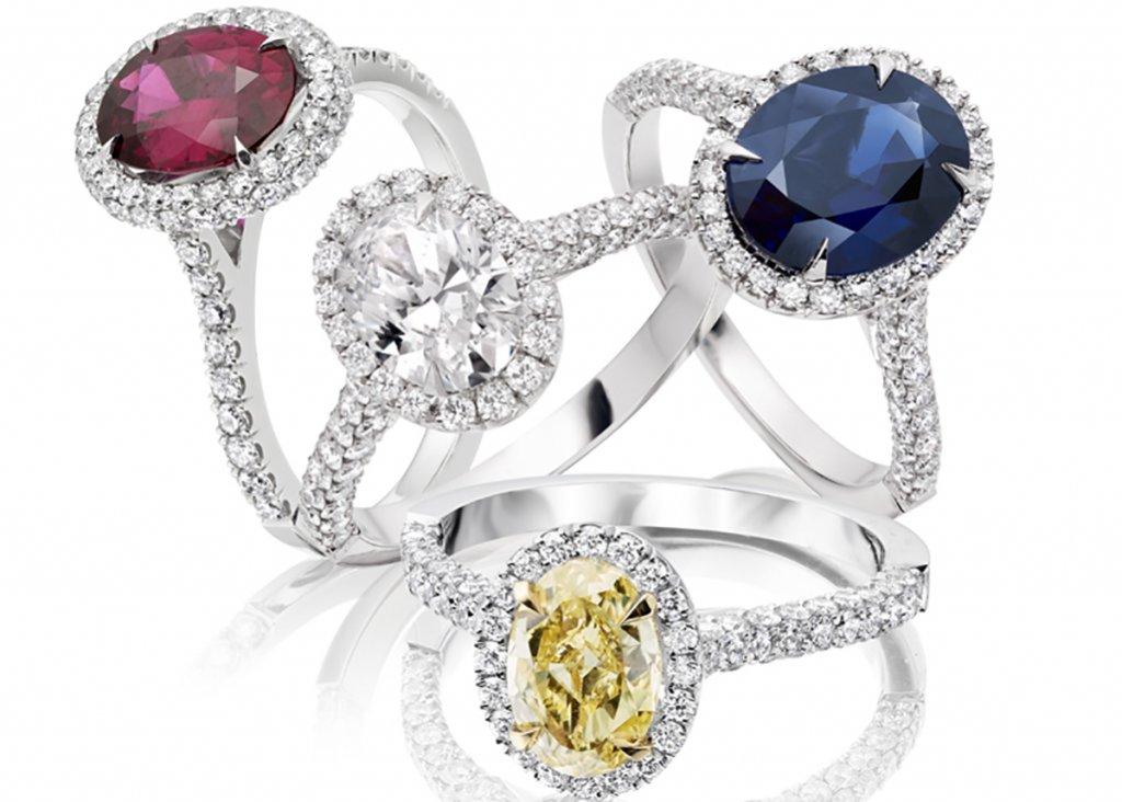 Rings from Josephs Jewellers
