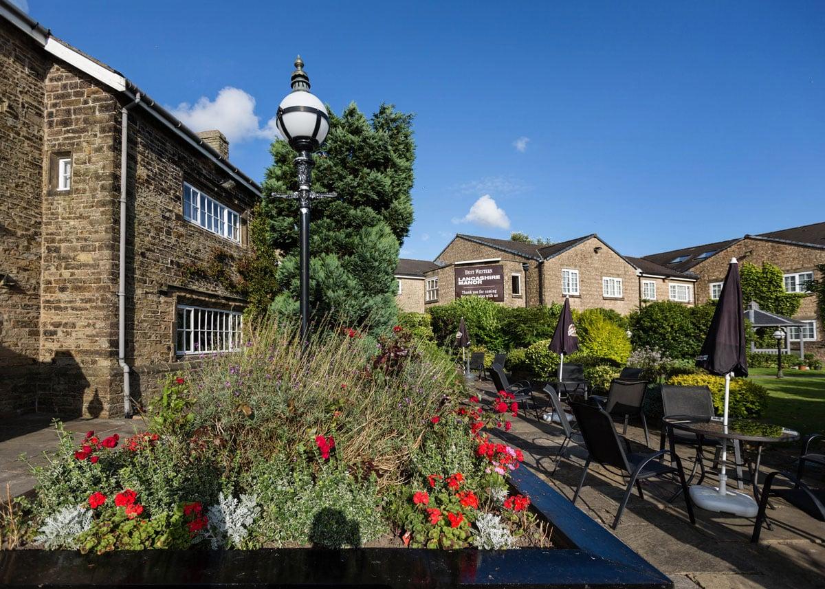 Best Western Plus Lancashire Manor