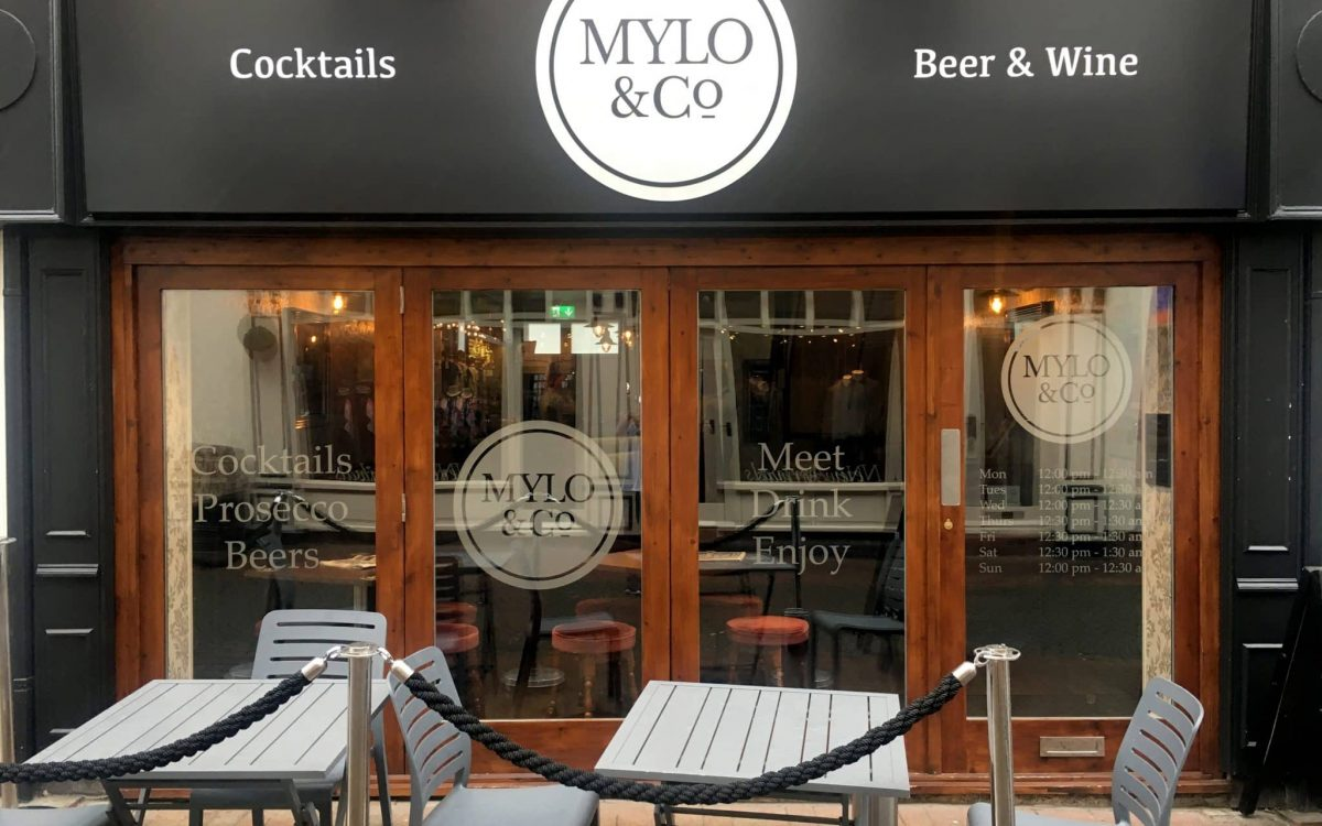 Mylo & Co Bar in Ormskirk