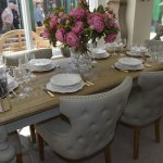 Beautiful table display at Peony Home Interiors