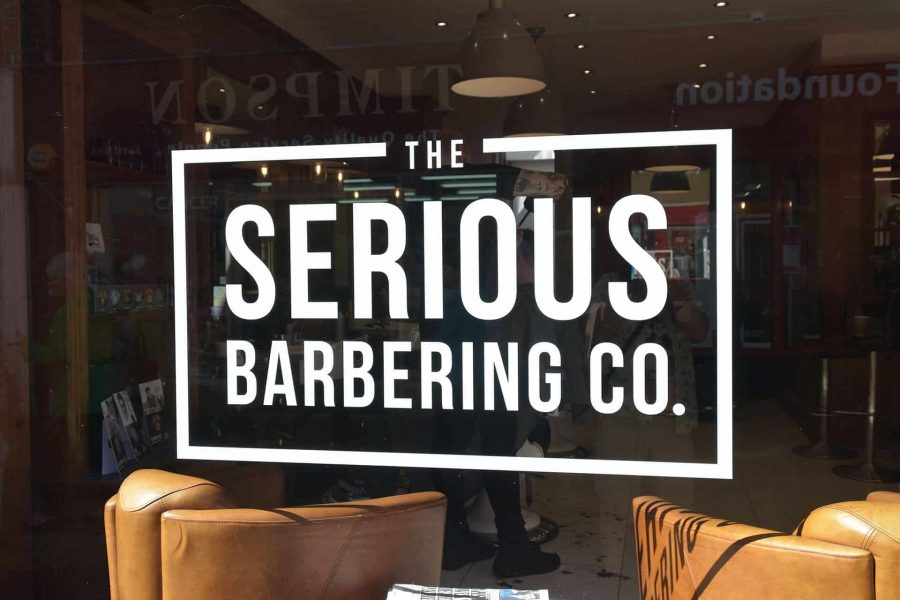 The Serious Barbering Co.