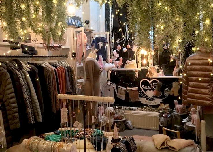 Shaws Boutique December