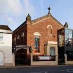 The exterior of Ormskirk's Chapel Gallery