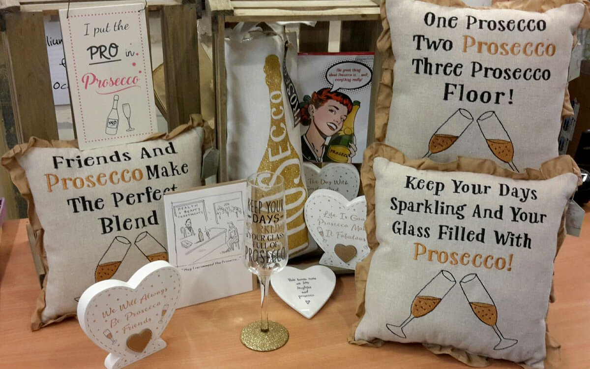 Gifts at The Cottage shop in Ormskirk