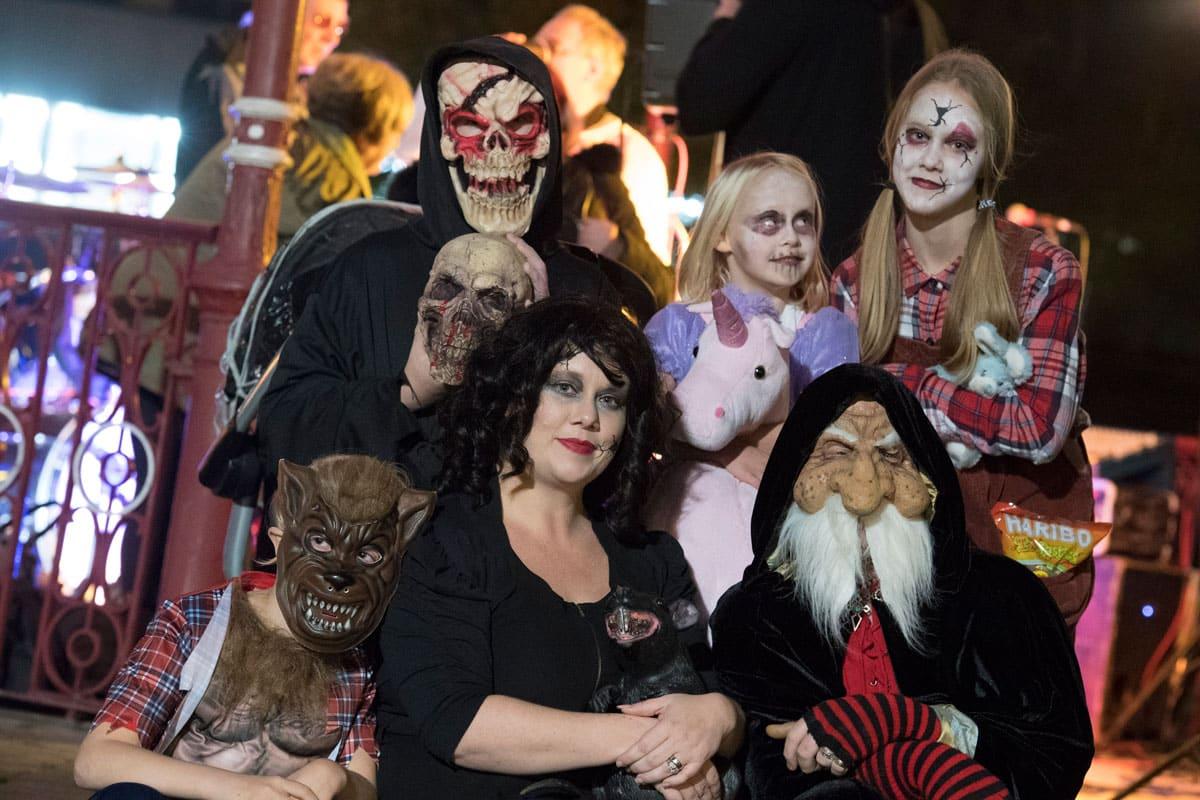 Halloween Extravaganza 2017