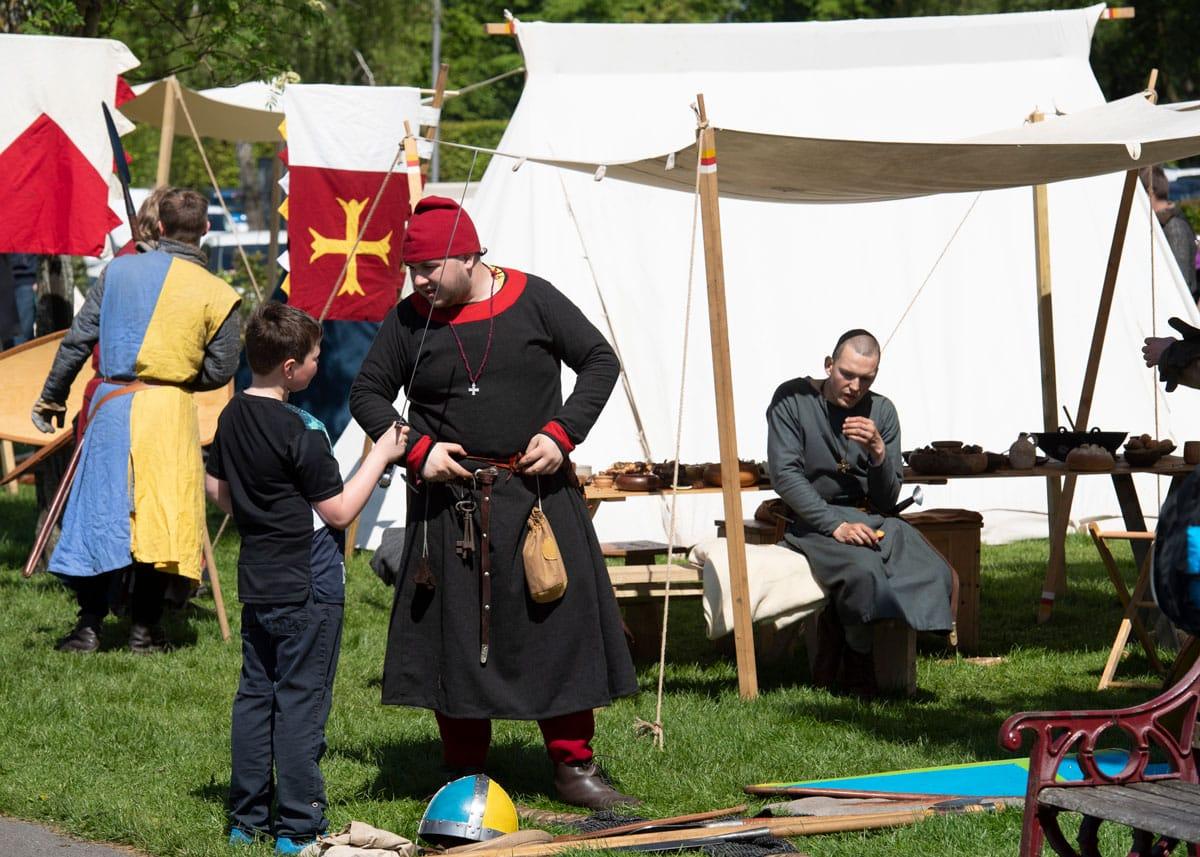 Medieval Festival Weekend 2018