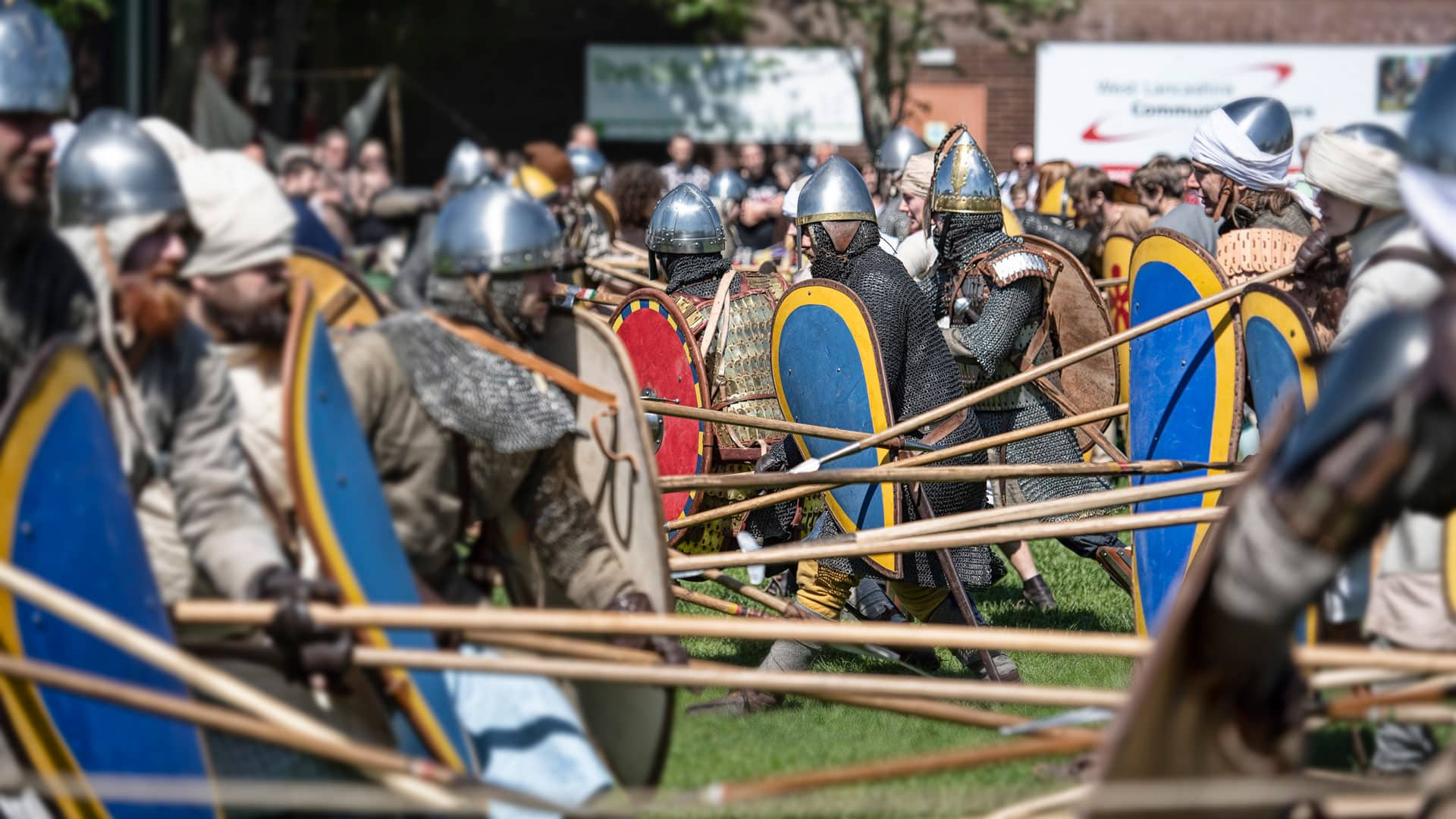 Medieval Festival Stunning