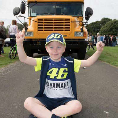 West Lancashire Borough Council MotorFest 2017 Connor Scarisbrick, six