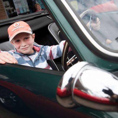 West Lancashire Borough Council MotorFest 2017 Ephraim Williams, seven