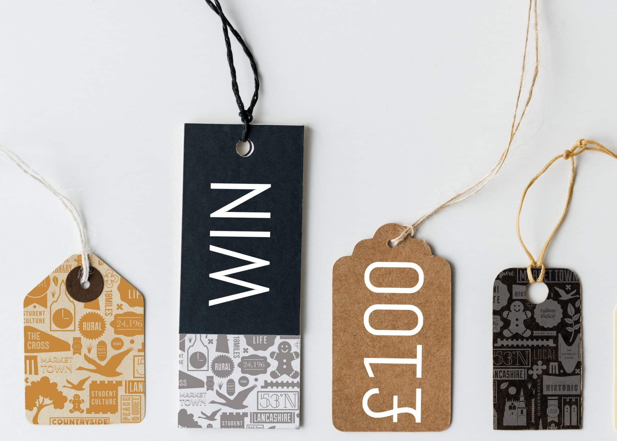 Win £100 to…